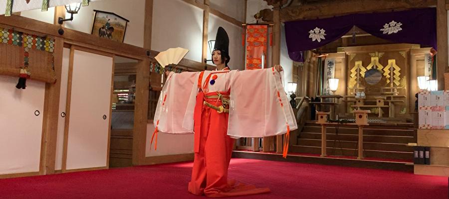 義經神社全国崇敬会大祭 令和元年10月13日